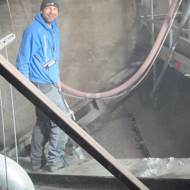 Facharbeiter Einblasdämmung Zwönitz